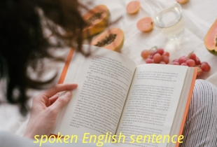 Daily use English sentence