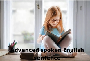 3000 Advance Daily use English sentence-4