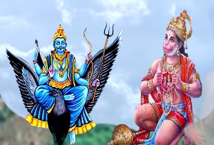 Mythologial story in Hind