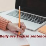 3000 Advance Daily use English sentence-6