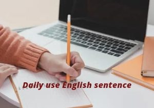 3000 Advance Daily use English sentence-5