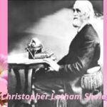 क्रिस्टोफर लैथम शोल्स की जीवनी |Biography of Christopher Latham Sholes in Hindi