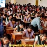 Important essay topics in Hindi for SSC CGL,SSC CHSL or SSC MTS descriptive paper