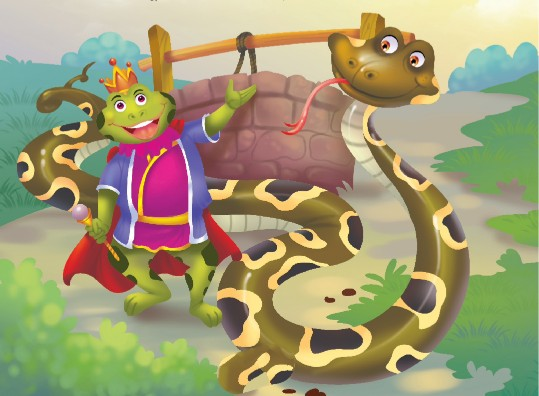 Panchatantra stories with pictures
